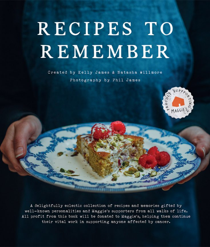 Recipes to Remember Book